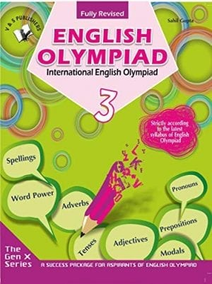 International English Olympiad - Class 3 (With CD) [Print Replica] Kindle Edition