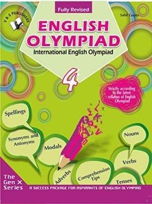 International English Olympiad - Class 4 (With CD) [Print Replica] Kindle Edition